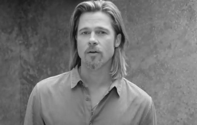 Video: Watch Brad Pitt's Seductive Chanel No. 5 Commercial
