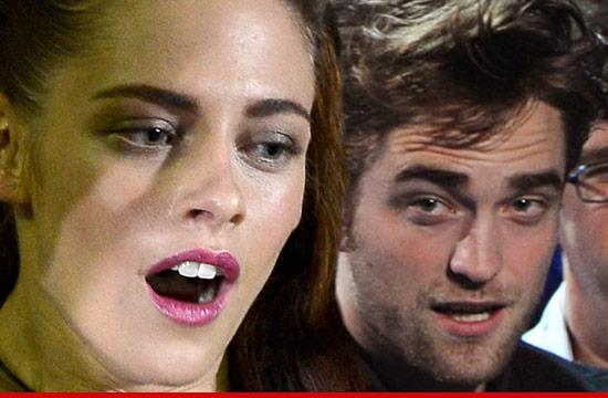 Images Of Kristen Stewart And Robert Pattinson In Twilight