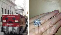 Neal Schon & Michaele Salahi -- Million-$$$ Engagement Ring Shipped in Armored Truck