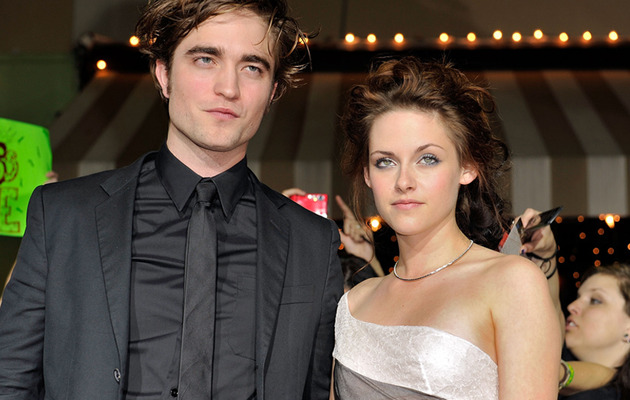 Robert Pattinson, Kristen Stewart Photographed Back Together!