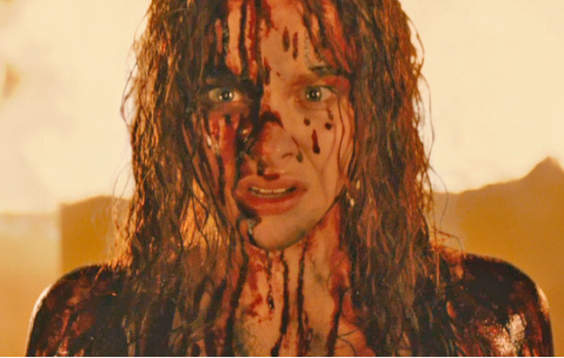 """Carrie"" Teaser Trailer: Chloe Grace Moretz Is a Bloody Mess!"