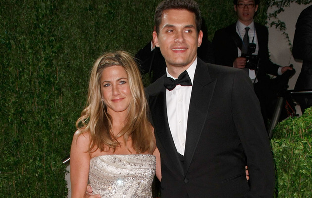 John Mayer Turns 35 -- See All His Famous Exes!