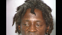 Flavor Flav Arrested for Assault with Deadly Weapon