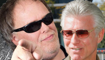 Shock Jock Tom Leykis Helps Catch Mail Thief ... With 'Adam-12' Star