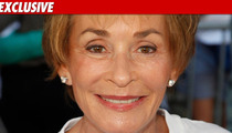 Judge Judy Calls TMZ:  'I Needed a Day to Chill'