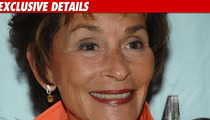 Judge Judy Taken To Hospital By Ambulance