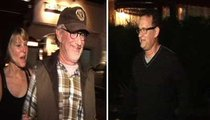 Spielberg Vs. Hanks -- Who Grabs the Check?