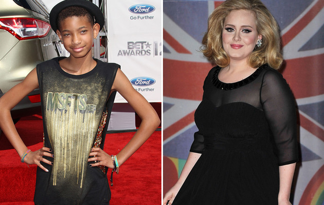 "Willow Smith Covers Adele's James Bond Theme ""Skyfall!"""