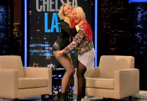 Christina Aguilera: I Don't Like to Wear Underwear