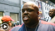 Cee Lo Green -- Endures Street 'Voice' Audition ... from TMZ Photog