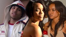 Chris Brown's Ex Karrueche Tran -- Rihanna Doesn't Faze Me ... I Still Want Chris Back