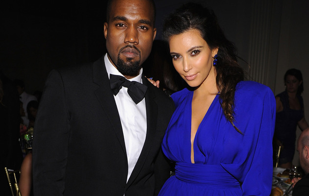 Kanye West Gives Kim Kardashian Another Birthday Surprise!
