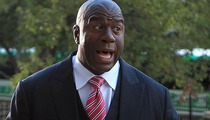 Magic Johnson Sued -- 'He Made Me Squeeze His Red Vines'