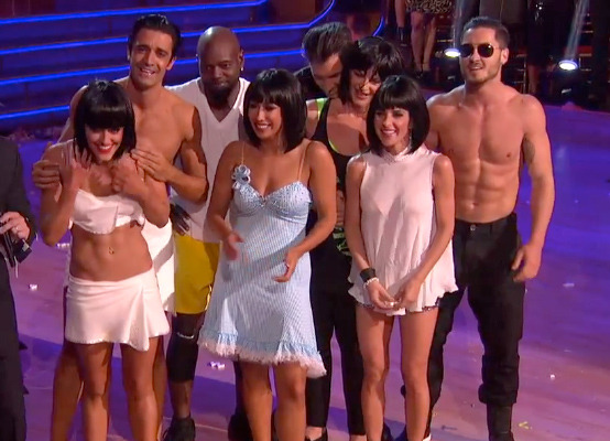 "Video: ""Dancing with the Stars"" Does ""Gangnam Style"""