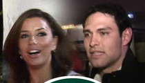 Eva Longoria & Mark Sanchez -- NY Jets Blamed in Split