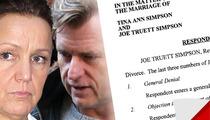 Jessica Simpson's Mom Files for Divorce