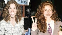 Shaun White -- Pretty Woman?
