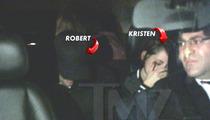 Robert Pattinson & Kristen Stewart -- DATE NIGHT ... at the Prince Concert