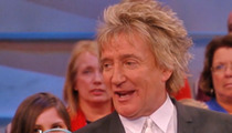 Rod Stewart -- Calls BS on 'Stomach Full of Semen' Rumor