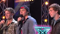 'X Factor' Finalists Emblem3 -- Threatened By Hotel After All-Night Rager