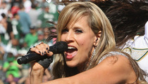 Lilian Garcia -- WWE Announcer Hit By a Car
