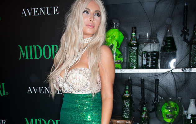 Celebrity Halloween Costumes: Kim Kardashian, Jwoww & More!