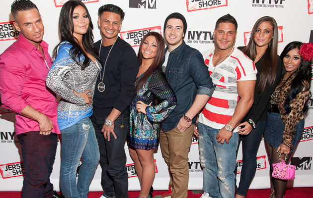 """Jersey Shore"" Cast to Participate in Hurricane Sandy Benefit"