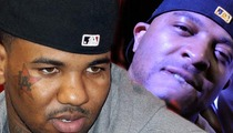 The Game THREATENS 40 Glocc Over Lawsuit -- I'll Beat Your Ass Again!!