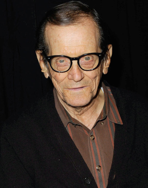 Joe Turkel was spotted out looking nifty.