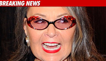 Roseanne Barr -- My Neighbor MURDERED My Goats!