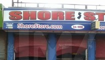 'Jersey Shore' Store -- CRUSHED By Hurricane Sandy