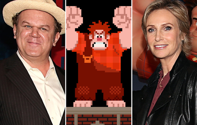 """Wreck-It Ralph"" Cast Shares Video Game Memories: ""I Was Usually Very Drunk"""