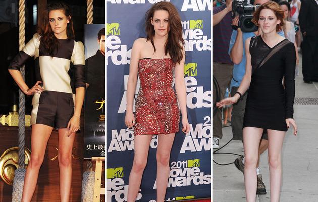 Seven Super Short Kristen Stewart Dresses