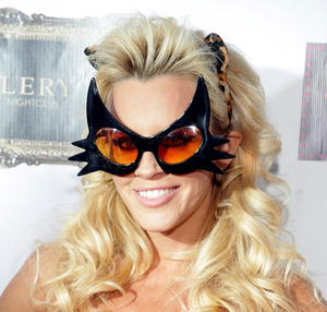 Jenny McCarthy's Sexy Halloween AND Birthday Suit
