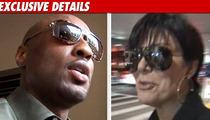 Lamar Odom -- Big Mama Kardashian Is My Manager