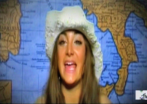 "Watch ""Jersey Shore"" Star Deena Cortese's Best Spills & Face Plants!"