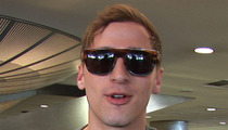 'Big Time Rush' Star Kendall Schmidt -- I Moved to Vegas To Escape Crazy Fans