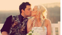 Levi Johnston -- I Wore Camouflage to My Wedding [Pics]