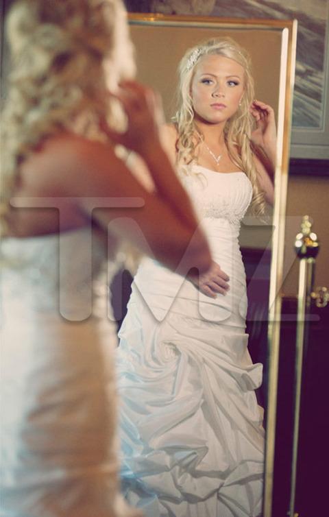 Levi Johnston S Wedding Photos