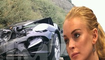 Lindsay Lohan Will Be Charged with Lying to Cops -- Faces Jail Time