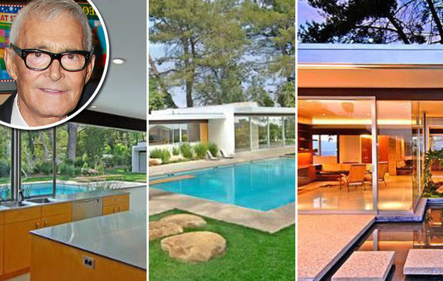 Exclusive: Vidal Sassoon's Former Mansion on the Market!