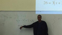 Rajon Rondo SCHOOLS High School Kids ... in Math