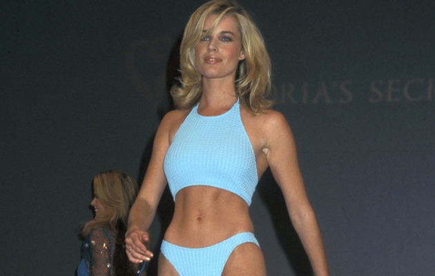 Rebecca Romijn Turns 40 -- More Supermodels Then & Now!