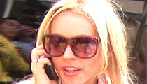 Lindsay Lohan's Assistant Ratted Her Out to Cops -- Lindsay WAS Driving!!!