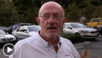 'Breaking Bad' Star Jonathan Banks -- No 'Airplane!' Questions, Please