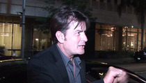 Charlie Sheen Accused of Death Threat -- 'I'LL BLOW HIS HEAD OFF!'