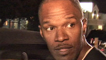 Jamie Foxx Sued -- I Busted My Ass on Your Sidewalk ... NOW PAY