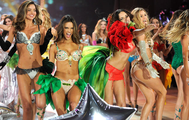 Victoria's Secret Fashion Show -- See All the Sexy Lingerie Looks!
