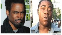 Chris Rock Defends Tracy Morgan, Then Backtracks