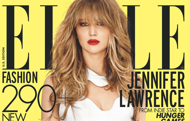 Jennifer Lawrence Talks About Her Body, Boyfriend and Being In Control